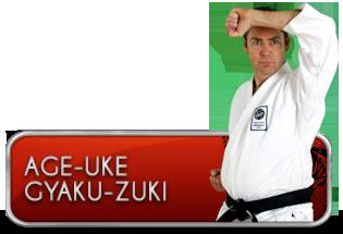 age-uke-gyaku-zuki