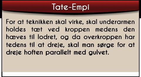 Shotokan Karate Tate-empi