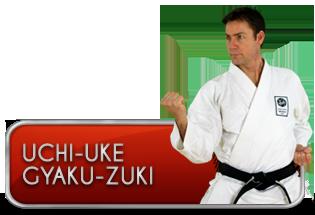 uchi-uke-gyaku-zuki