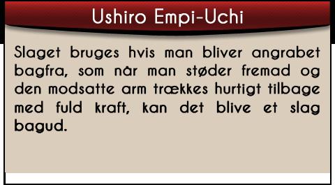 ushiro-empi